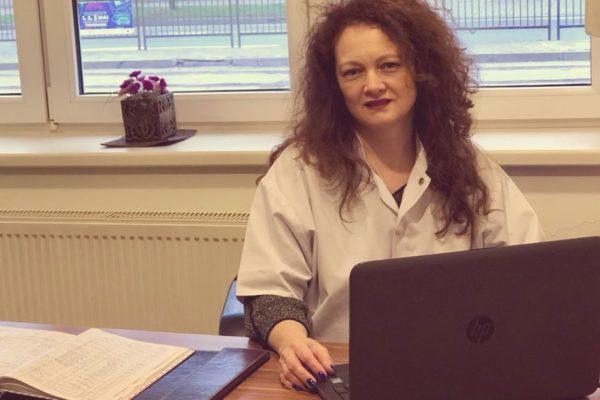 Dr. Corina Hogea
